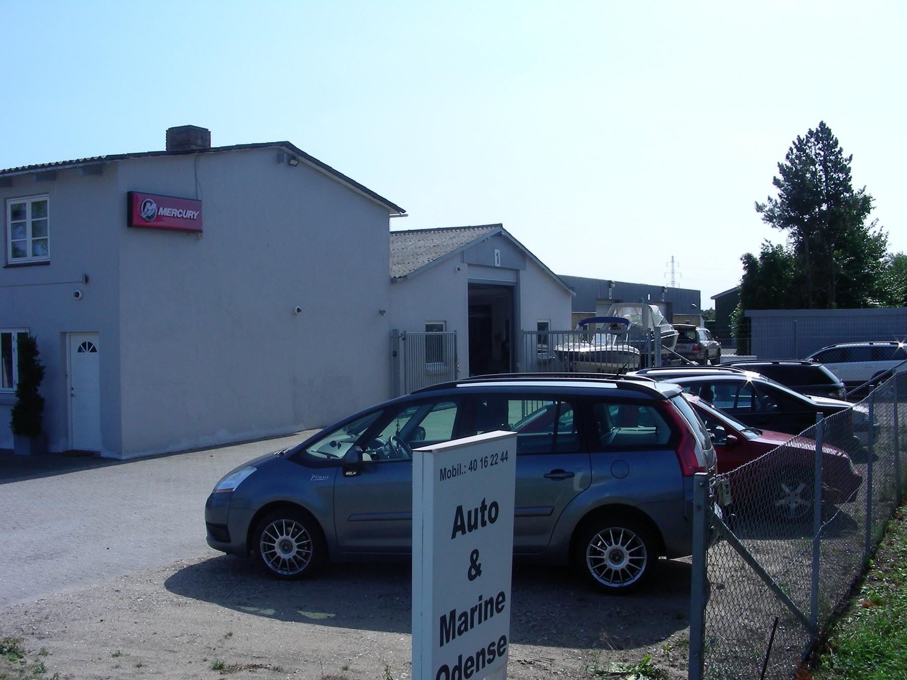 Autoværksted