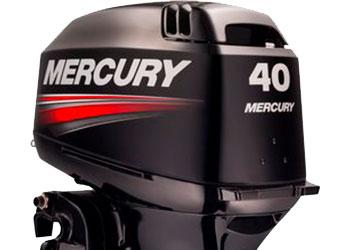 Mercury 2-takt motorer